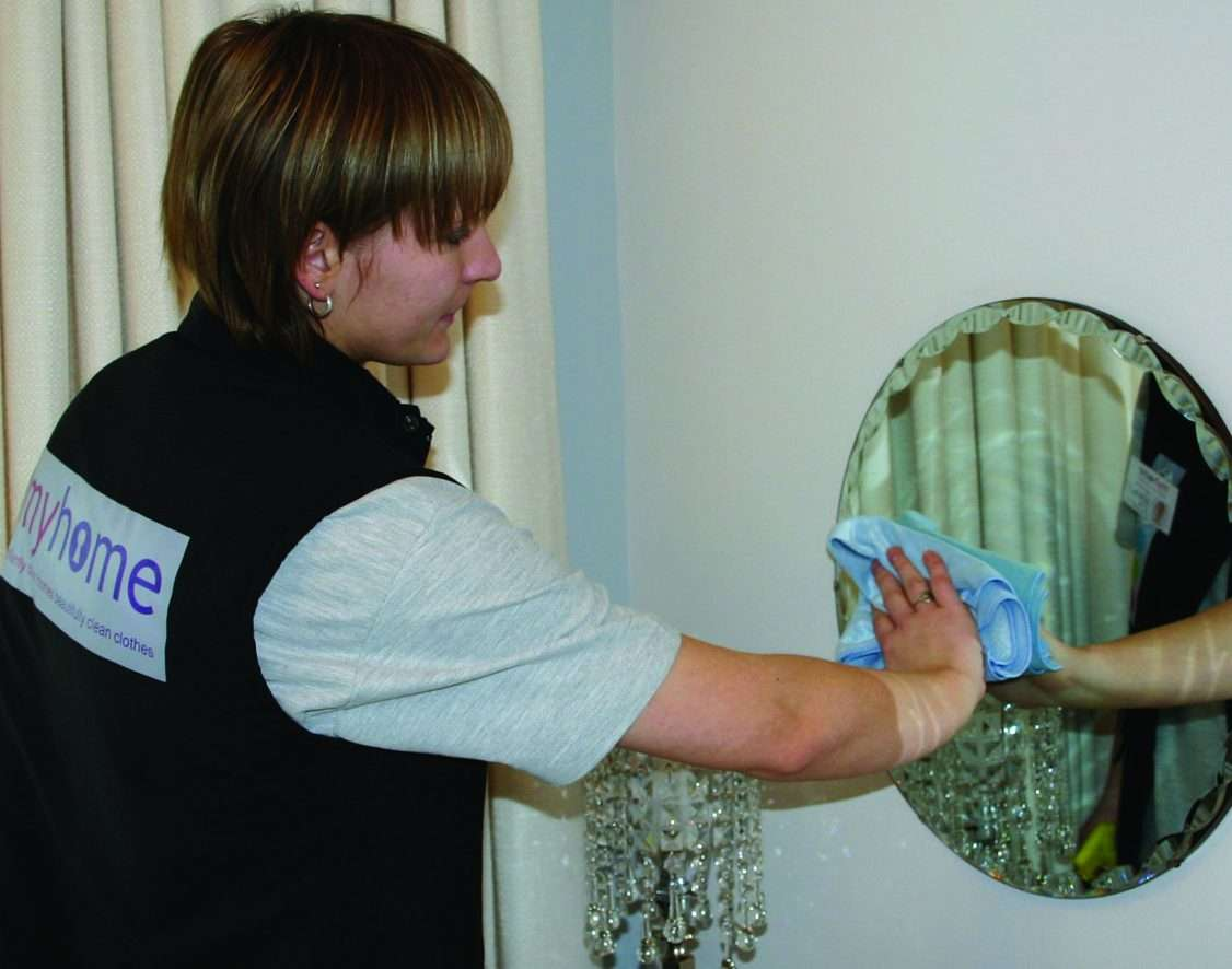 home cleaning hampstead